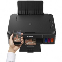 Imprimante CANON PIXMA G3400 3en1 Couleur - WiFi